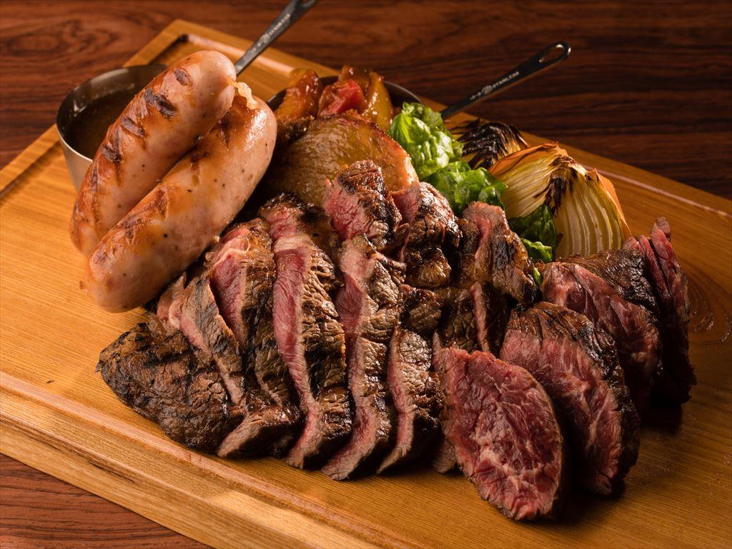肉盛り【ミートキャラバン】